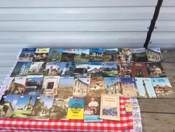 35 darab Tájak Korok Múzeumok Kiskönyvtára - város - sok útikönyv