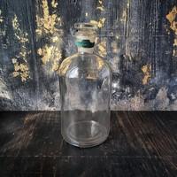4711 Parfümösüveg, parfümöspalack üvegdugóval