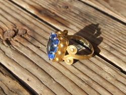 Bizsu gyűrű (210130)