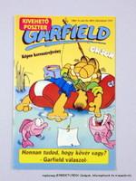 1996 április  /  GARFIELD # 76   25 ÉVES LETTEM!  /  SZÜLETÉSNAPRA! Eredeti, régi KÉPREGÉNY