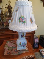 Herendi Viktória mintás asztali lámpa