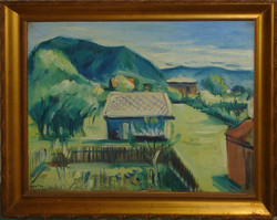 MARTYN FERENC (1899 - 1986) Übersee