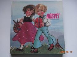 Húsvét régi képeslapokon - képes album (1987)