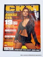 2001 február  /  CKM  /  Régi ÚJSÁGOK KÉPREGÉNYEK MAGAZINOK Ssz.:  8344
