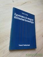 Vida P. István: Egyetemes és magyar történelmi kronológia