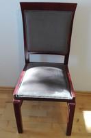 Felújított elegáns eredeti art deco székek