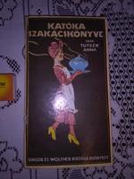 Tutsek Anna: Katóka szakácskönyve - 1987