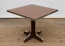 Mid Century Dohányzóasztal / Virginia Maid by Lane / Régi / Retró