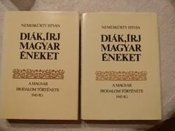 Nemeskürty István: Diák írj magyar éneket, magyar irodalom története 1945-ig, ajánljon!