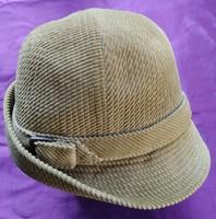 Retro női kalap - kord