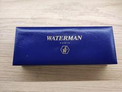 Eredeti Watermann golyóstoll és töltőtoll díszdobozban