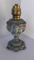 Ritka szép antik petróleum lámpa