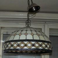 Tiffany lámpa csillár