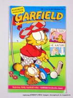 1996 május  /  GARFIELD # 77   25 ÉVES LETTEM!  /  SZÜLETÉSNAPRA! Eredeti, régi KÉPREGÉNY