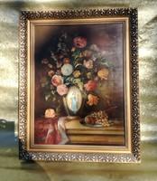 Kránitz Margit csodálatos festménye. Nagyméretű