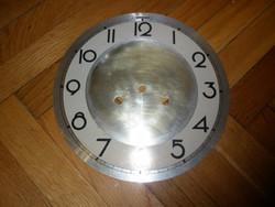 Régi fém óra számlap