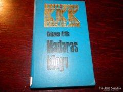 Kelemen Attila Madaras könyv