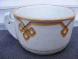 Komacsésze porcelán kb.19100 egyedi füllel