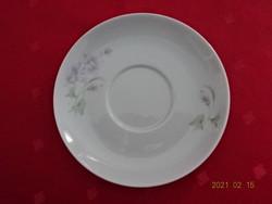 Alföldi porcelán kávéscsésze alátét, átmérője 13,5 cm.