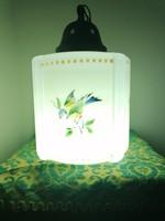 Ritka szép, régi konyhai lámpa