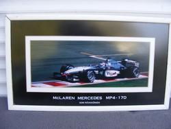 Ifj.Fehér Vilmos  Mc Laren versenyautófotó 2003 Hungaroring