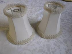 Lámpaernyő / lámpabura kristály fali lámpára / falikarra