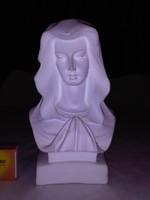Madonna szobor - gipsz