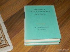 Világirodalom Remekei : Steinbeck Érik a gyümölcs / Kék öböl