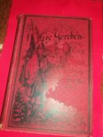 Antik regény könyv : Vass Gereben néhai bajai író: JURÁTUSÉLET korrajz képek szerint MÉHNER