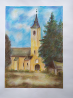 B. Jasper Anna: Szentendrei templom