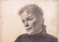 Károlyi Lajos festőművész képe
