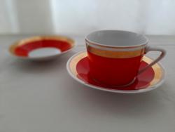 Hollóházi kávéscsésze
