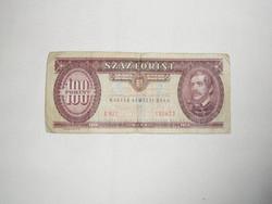 Régi 100 Ft-os papírpénz ( 1992-es )