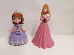 Csipkerózsika ( Auróra); Sofia, Disney hercegnők