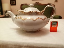 ELBOGEN nagyméretű teáskanna a 19.sz.közepéről