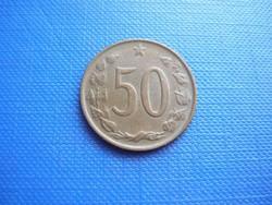CSEHSZLOVÁKIA 50 HALÉR /HALEROV 1965