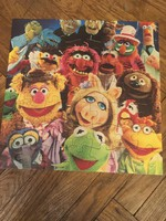 Angol (Heister) The Muppet Show Puzzle 1978-ból