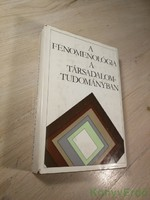 Hernádi Miklós (szerk.): A fenomenológia a társadalomtudományban