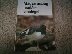 Magyarország madárvendégei könyv