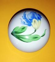 Herendi tulipános bonbonier