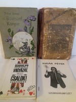 Tolnai Simon: A Bűvészet Könyve + 2 bűvészkönyv