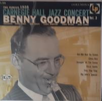 BENNY GOODMAN  CARNEGIE HALL JAZZ CONCERT  1938   JAZZ LP BAKELIT LEMEZ VINYL