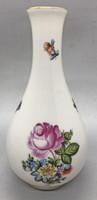B42 Ó Herendi antik jubileumi nanking bouquet váza - hibátlan gyönyörű állapot