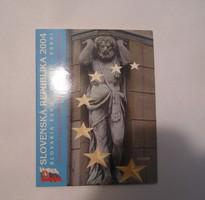 SLOVENSKA REPUBLIKA 2004 - EURO SOR