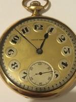 Ulysse Nardin 18 karátos arany zsebóra eladó