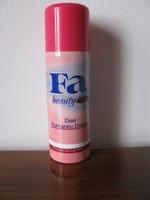 Retró  FA dezodoros flakon 1987