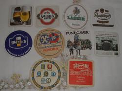 Régebbi söralátét ( 10 db.)