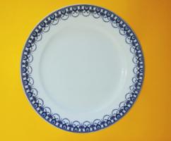 Hüttl Tivadar lapos tányér, nagyon ritka, pótlásnak