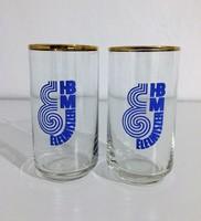 HBM Élelmiszer üveg pohár