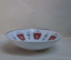 4299 -  Régi Wallendorf porcelán kináló tál